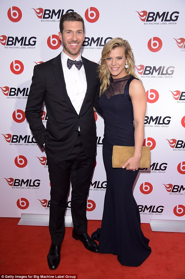 They're through: The Band Perry's Kimberly Perry filed for divorce from former MLB player J.P. Arencibia on Friday