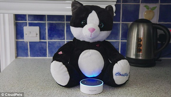 Scary: Which? said ethical hackers broke into the CloudPets  toy and made it play its own voice messages. They said any stranger could use the method to speak to children from outside