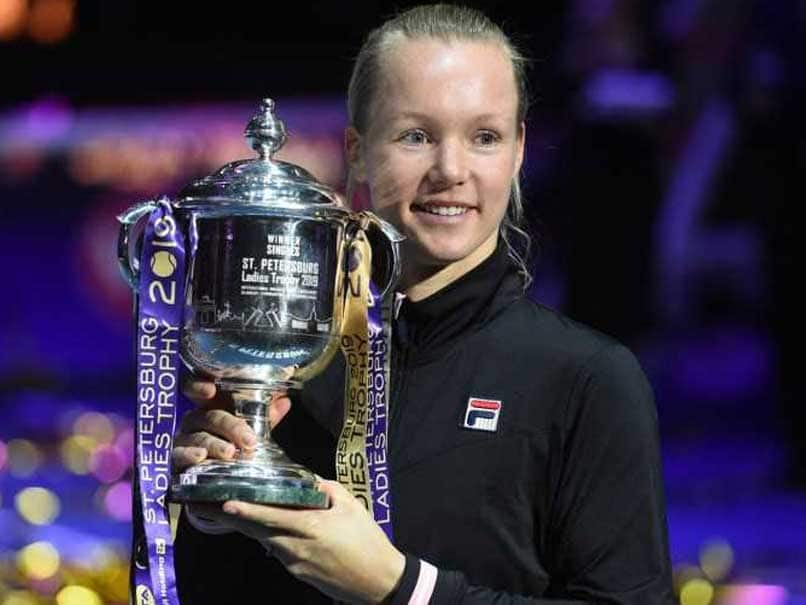 Kiki Bertens Fights Back To Clinch St Petersburg Title