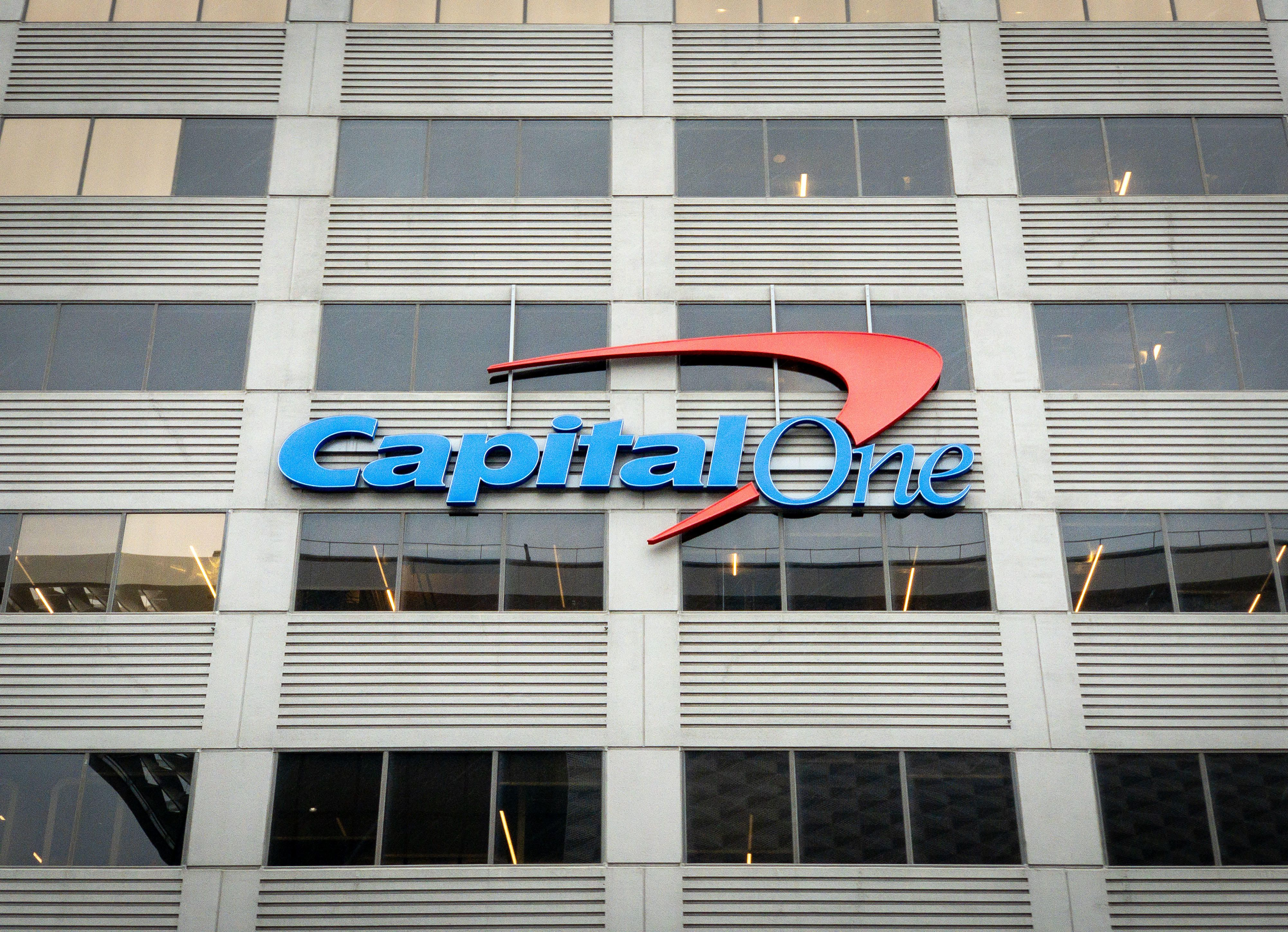 Capital One Financial's offices in San Francisco